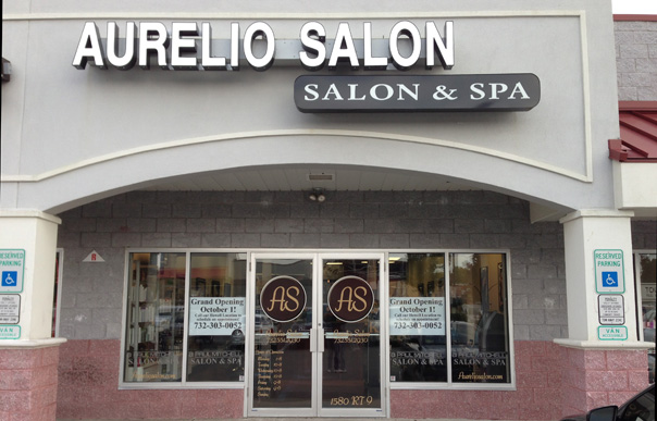Aurelio hair salon and spa a paul mitchell focus salon for 3d nail art salon new jersey