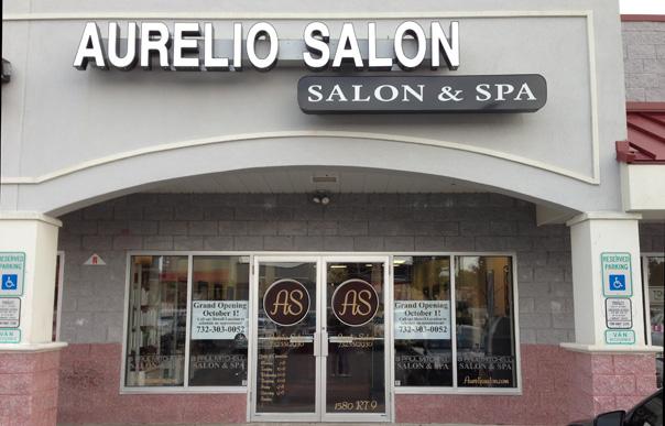 Aurelio hair salon and spa a paul mitchell focus salon for 3d nail art salon new jersey