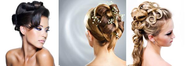 Bridal Updos Aurelio Salon