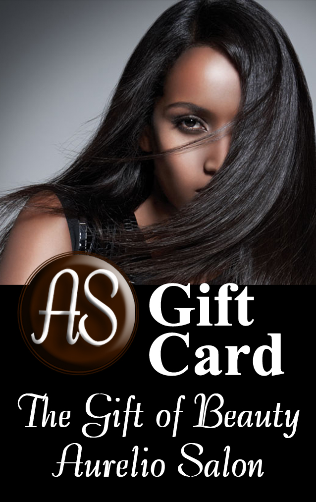 Aurelio Salon Gift Cards