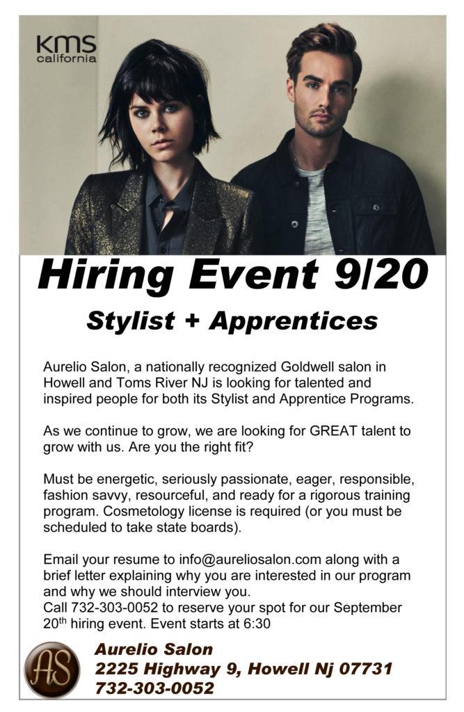 hiring-event