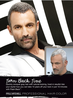 Men's Hair Coloring