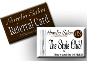 Aurelio Spa and Salon Gift Cards