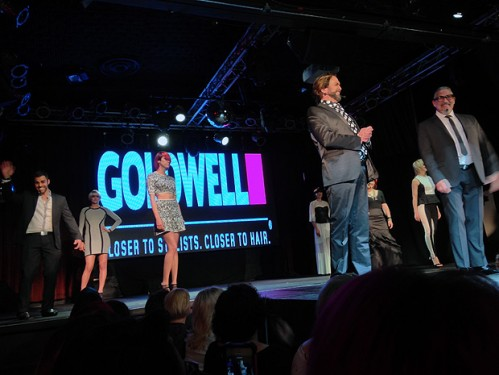 Goldwell NYC 2014 Event